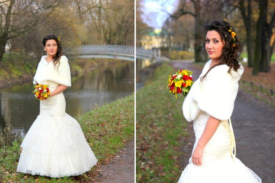 Макияж и прическа на свадьбу недорого спб