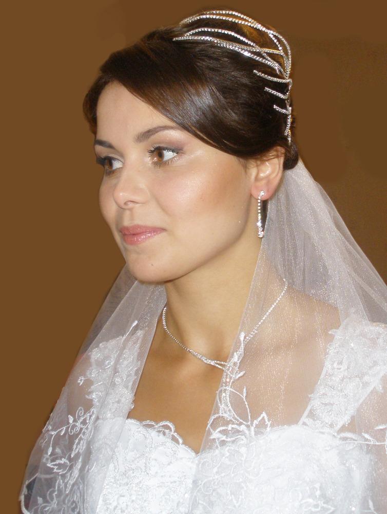 Макияж и прическа на свадьбу приморский район